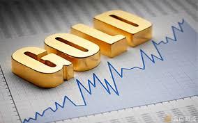 今日金价上涨 但较上月高点下跌2000白银上涨