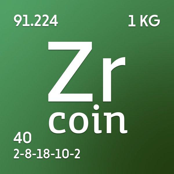 ZrCoin众筹在区块链上的第一个商品选择